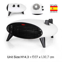 2000w new fan heater with tuv