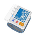 blue tooth wrist type blood pressure monitor