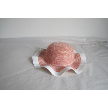 Children Wave Brim Sun HAT--YJ93