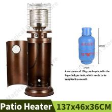 Gas Heater Outdoor Heater Patio Heater Gas Verwarming Backyard Portable Camping Gas Water Heater Gas Heater Indoor Aquecedor