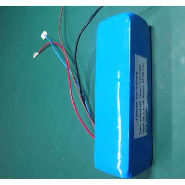 7.4V 7.8Ah rechargeable high power battery pack