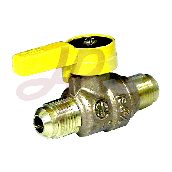 Bronze Gas Ball Valve Mm
