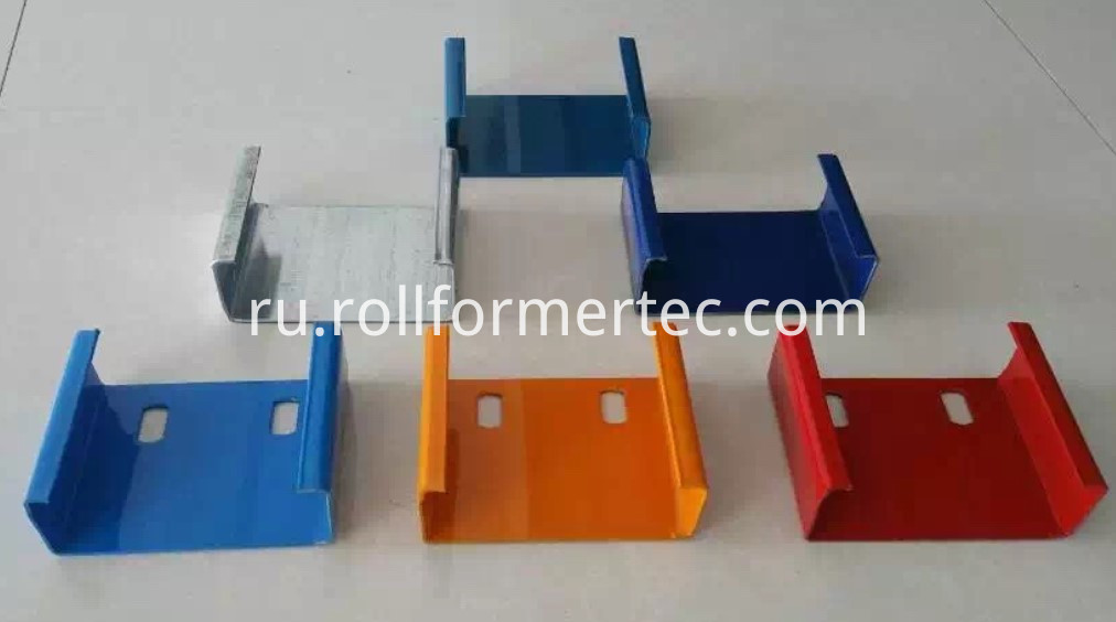 C section roll forming machine (3)