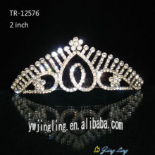 1-3 Inch pageant crowns wedding tiaras