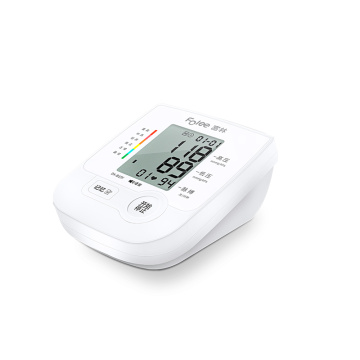 Arm blood pressure monitor upper arm sphygmomanometer