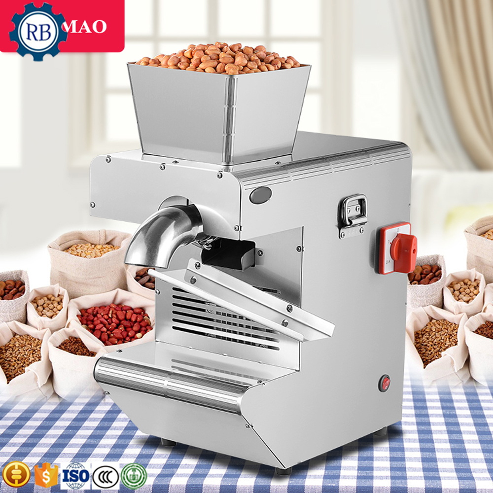 High Speed small home use oil press machine/mini oil expeller for sale Soybean Oil Extraction Sesame Palm Mill Coconut