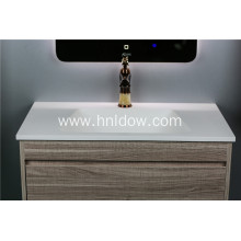White Modern pure acrylic washbasin for cabinet