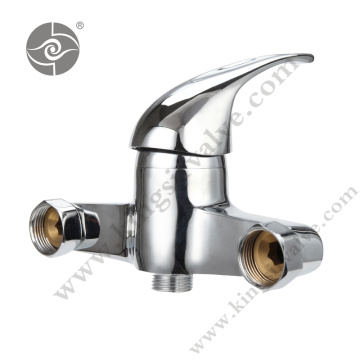 Chrome plated faucets