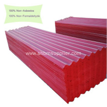 Eco-Friendly Acid&Alkali Resistant Fireproof MgO Roof Sheet