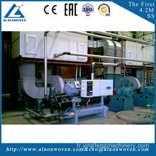 High quality AL-1600 SS 1600mm nonwoven fabric making machine with CE certificate