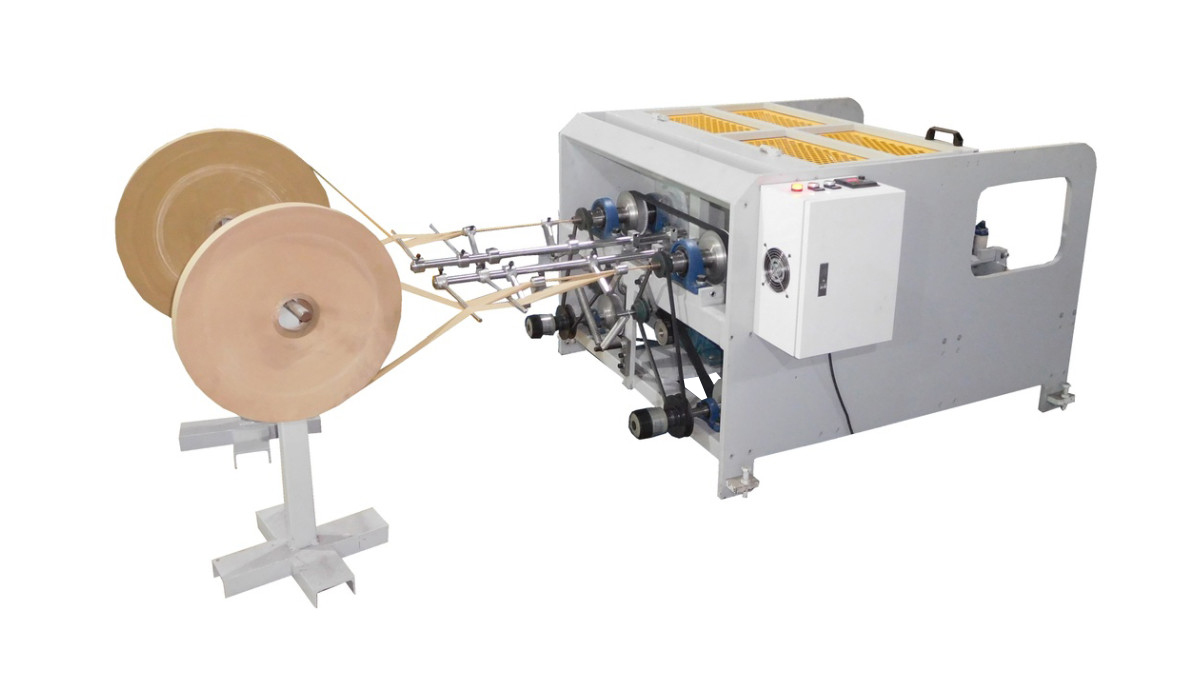 Paper Rope Making Machine 4