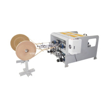White Kraft Paper Rope Machine