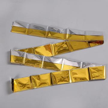 160*210cm Disposable Foil Emergency Blanket