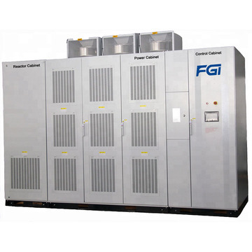 Industrial Drives 6600V High Capacity Inverter