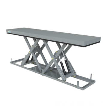 Twin Scissor Tables Hydraulic