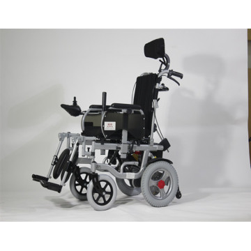 The multifunctional electric wheelchair