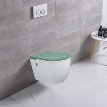 European Round Shape Wholesales Ceramic Tankless Toilet