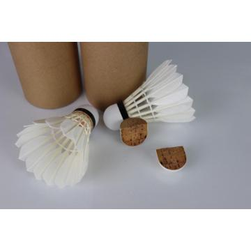 OEM Cigu Duck Feather Big Square Shuttlecock Badminton