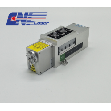 532nm Q-swiched Green Laser For Liquid Analysis