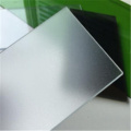 Office door frosted translucent polycarbonate sheet
