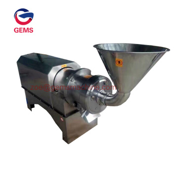 Horizontal Type Peanut Butter Milling Colloid Mill