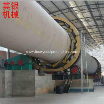 2.5x40 Rotary Kiln Plant For Cement Clinker Lime