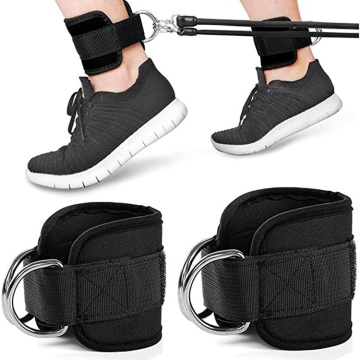Adjustable Ankle Cuff Strap for Cable Machine