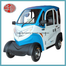 All Closed Four Round Low Speed Electric Vehicles