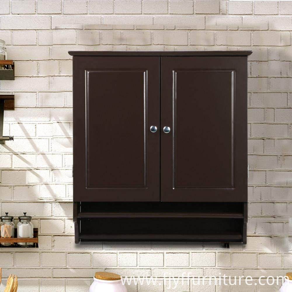 Bathroom Cabinet With 2 Doors
