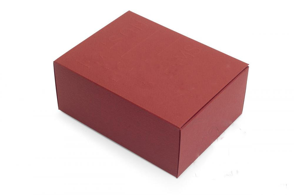 Custom Print Cosmetic Packaging White Cardboard Gift Boxes