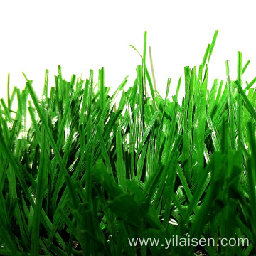 New synthetic soft turf for football filed