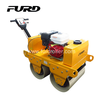 Walk Behind Double Steel Wheel Road Roller