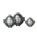 Stainless Steel Threaded Diaphragm Accumulator