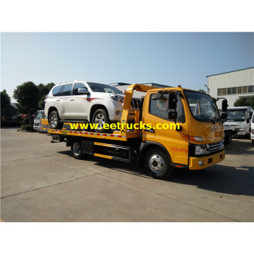 3 tons JAC Platform Wrecker Trucks