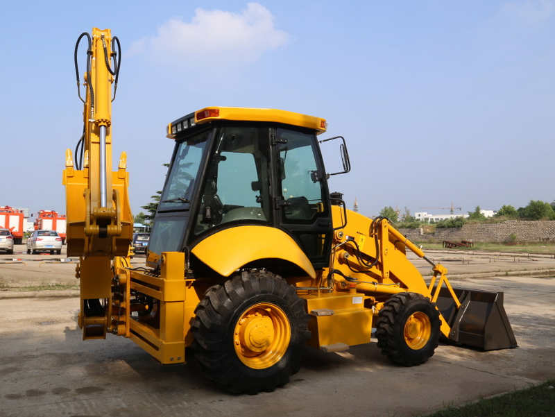 388 Backhoe Loader