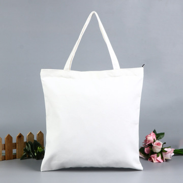canvas customized tote bag
