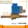 032F1225 Danfoss Type Solenoid Valve EVR15 for refrigeration