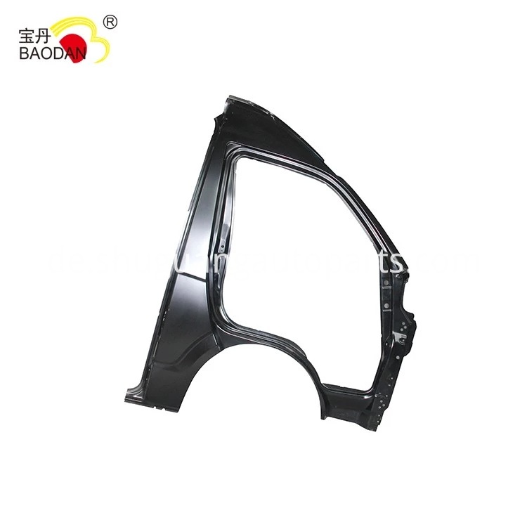 Steel Car Front Door Frame For Jinbei H2 Hiace auto spare body parts