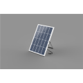 solar prowered led security light