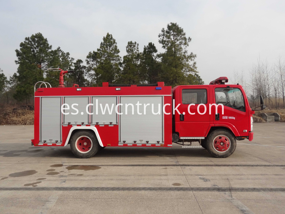 fire fighting vehicle 2