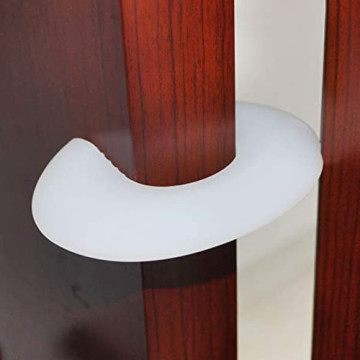 Custom Silicone Door Pinch Guard for Kids