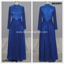 Womens Long Chinese Style Vintage Dress