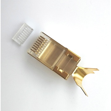 Konektor Cat7 rj45 FTP CAT7 Plug modular
