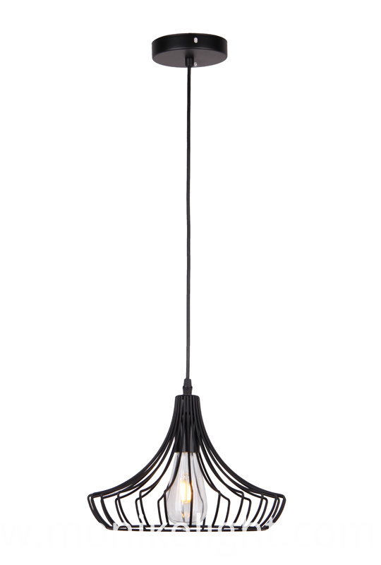 Simple Lamp Black