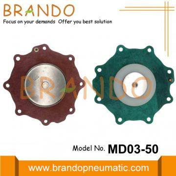 2'' TH-5820-B TH-4820-B Diaphragm Valve Repair Kit MD03-05
