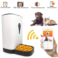 Wi-Fi Smart Pet Feed Automatic