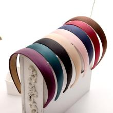 Lady Women Girl Canvas Wide Headband Hair Band Headwear Hairbands Boutique Hair Hoops For Jewelry Tiara Hair Accessories