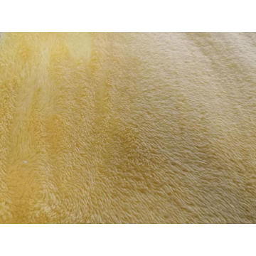 100% Polyester Sherpa Fleece shining fabric