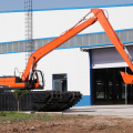 High Performance Amphibious Excavator For Sales