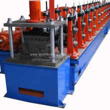 High frequency roadway guardrail roll forming machine